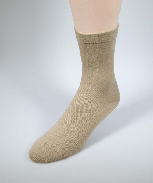 Socken, venenfreundlich, extraweit für Damen